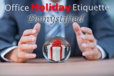 Office Holiday Etiquette Demystified