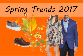 Spring Trends 2017 for Men and Women