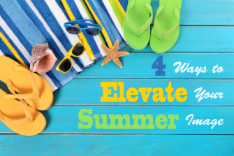 4 Strategies to Elevate your Summer Image