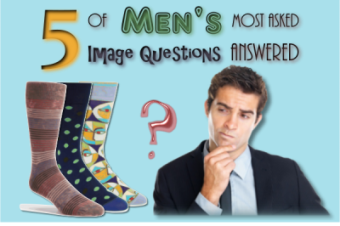 5 Answers to Men's Most Asked Image Questions