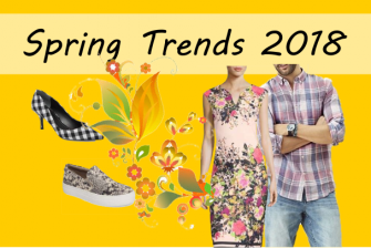 Spring Trends 2018 for Men and Women