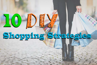 10 DIY Shopping Strategies