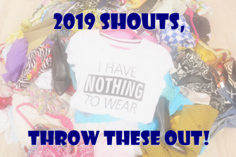 Get a Fresh Start for 2019: Throw These Out!