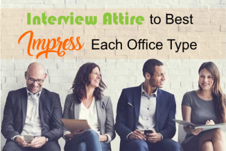 Interview Attire to Best Impress Each Office Type