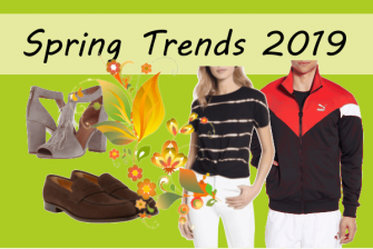 Spring Trends 2019 for Men and Women