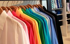 Colorful mens shirts