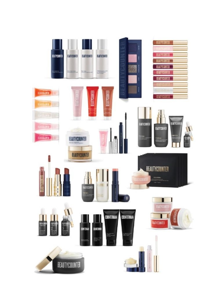 kay recommends beautycounter holiday collection 2019
