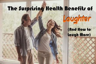 The Surprising Health Benefits of Laughter (And How to Laugh More)