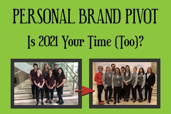 Personal Brand Update